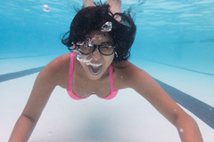 House Hunting Leave 2015 - Swimming (10 of 17) (Quentin Biles) Tags: pool swimming underwater olympus desiree stylus gower tough tg4
