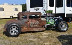 Rusty rod (Thumpr455) Tags: show ford car race drag nikon union may southcarolina engine lifestyle nostalgia chopped mags d800 ratrod 2015 afnikkor3570mmf28d rustyrod steelinmotion unioncountydragway blackieshotrodshop