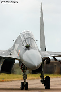 Indian Air Force SU30 Flanker