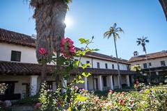 Old Mission Santa Barbara (jimsheaffer) Tags: mission oldmissionsantabarbara santabarbaramission santabarbara california travel traveling nikond750 nikkor1835mmf3545gedlens wideanglelens nikonwideangle