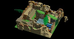 Treasure Quest7 (Isundov) Tags: lego legoideas moc legocreations