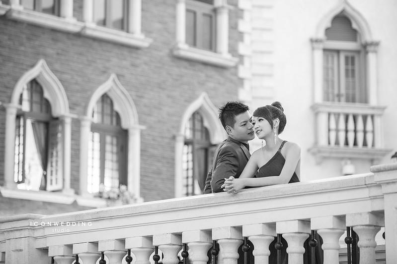 澳門大三巴,戀愛巷,威尼斯人,海外婚紗,澳門婚紗