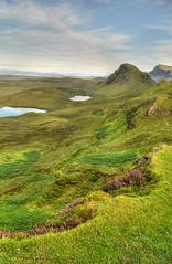 Walking the Highlands (Nola Nate) Tags: quiraing isleofskye scotland europe nature highlands ibeauty mountains