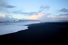 Reynisfjara (fordc63) Tags: iceland travel basalt lava beach ocean sea blacksand