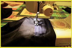 """Taking Up A Pair Of Work Trousers"" 52 in 2017 Week #3 Anything you touch with your hands in your house ""Just A Bit Of Sewing"" Taken 21 Jan 2017 (bokosphotos) Tags: 52in2017 52in2017week3 house sewing week3 anythingyoutouchwithyourhandsinyourhouse panasonic panasonicgh3 dmcgh3 1235f28lens affinityphoto affinity taken21jan2017 trousers"