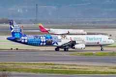Aeropuerto Adolfo Suárez Madrid-Barajas-Airbus A321-200-TC-JRG-Turkish Airlines (Air Spotter Madrid) Tags: turkeydiscoverthepotentialcs estambul ankara aeropuerto volar via viajes