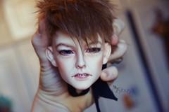 """""""Bowie"""" BJD Ender SOOM (Tsubasa Make up doll) Tags: tsubasamakeup bjd bowie soom ender"""