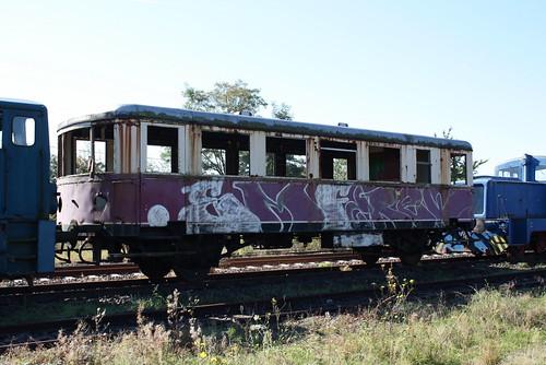 VB 140 abgestellt in Klostermansfeld