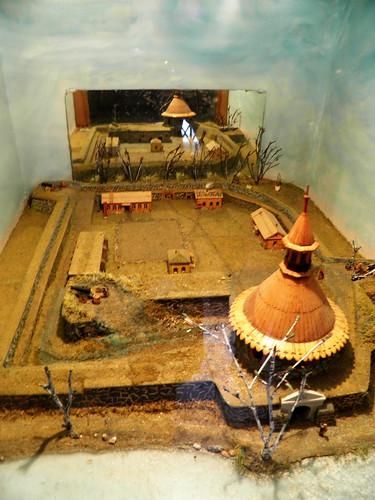 В музее крепости