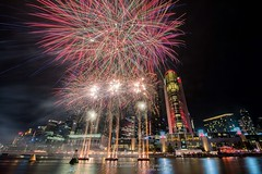 Chinese New Year 2017 #Melbourne (Qicong Lin(Kenta)) Tags: melbourne australia firework fireworks night nightlight chinesenewyear lunarnewyear newyear building architecture yarrariver river reflection crowncasino longexposure wideangle festival nikon d5 city cityscape cityview southbank