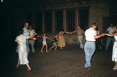 Buddy square dancing Middlesboro KY July 1954.jpg (buddymedbery) Tags: middlesboro years 1954 family kentucky unitedstates 1950s buddymedbery