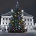 Tartu City Hall Christmas tree