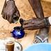 La préparation du thé