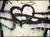 2016 (uno900) Tags: streetartmadrid graffitimadrid arteurbanomadrid graffiti madrid street art arte urbano graffitis españa spain heart corazon negro