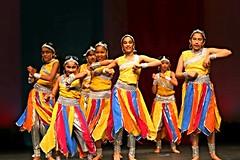 Bollywood Dance... (Selva Rangam) Tags: people performer costume dance groupdance bollywood performingarts indiandance