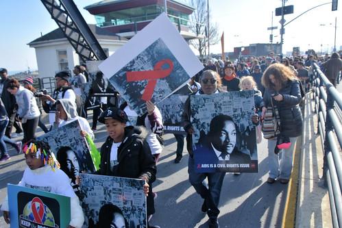 MLK Day 2017 - San Francisco