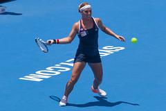 Olympic Park, NSW Australia (~Elver) Tags: wtp tennis apiainternationalsydney australia sydney sydneyolympicpark atp sydneyolympicparktenniscentre dominikacibulková newsouthwales au