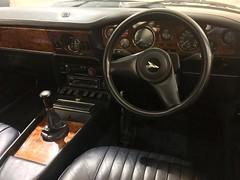 Aston Martin V8 Vantage X Pack Development Prototype & ZF 5Speed manual Gearbox (mangopulp2008) Tags: aston martin v8 vantage x pack development prototype zf 5speed manual gearbox jd classics mayfair london