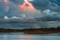 The dance of colours! (Marcin Zygier) Tags: landscape landscapephotography fleetpond sunset goldenhour lake pond fleet hampshire canon canon6d canon70200f4 polarizer findmethere zygierphotography marcinzygier martinzygier earthfocus discoverearth clouds view