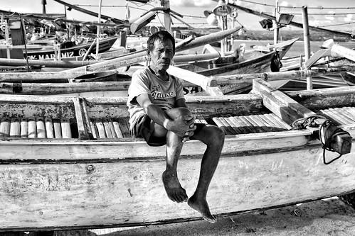 Jimbaran fish market, Bali, Indonesia. August 16