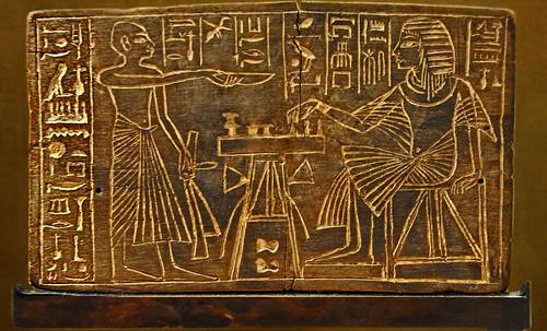 "Senet - Lujoso sistema de objetos lúdicos obsequio del dios Toht a la faraona Nefertari • <a style=""font-size:0.8em;"" href=""http://www.flickr.com/photos/30735181@N00/32521951155/"" target=""_blank"">View on Flickr</a>"