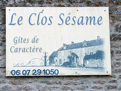 Gîte L'Atelier, Le Clos Sésame 2016 (Dave_Johnson) Tags: gîte gite latelier leclossésame vauxsuraure bassenormandie normandy normandie france saintgabrielbrécy bessin calvados