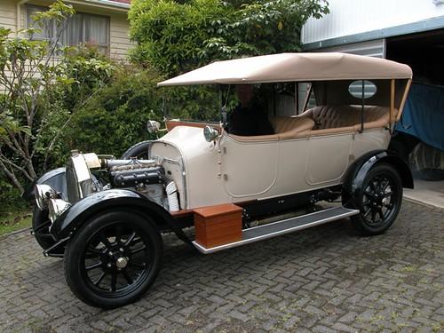 1914 Humber 187 Bristols Automotive Specialists Upper Hutt