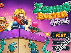 殭屍毀滅者2:修改版(Zombo Buster Rising Cheat)