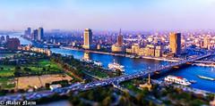 Skyline Cairo .