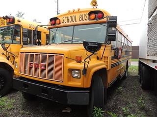 Penta County Construction Bus