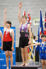 TAG Awards - 2015 Western Canadian Champs