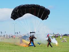 M1289137-batch E-M1 60mm iso200 f4 1_2000s 1ev! (Mel Stephens) Tags: 20150628 201506 2015 aberdeen scotland uk airborne skydiving paragon club people sports parachute olympus omd em1 microfourthirds mirrorless 40150mm pro mc14 mzuiko m43 f28 28 action gps q2