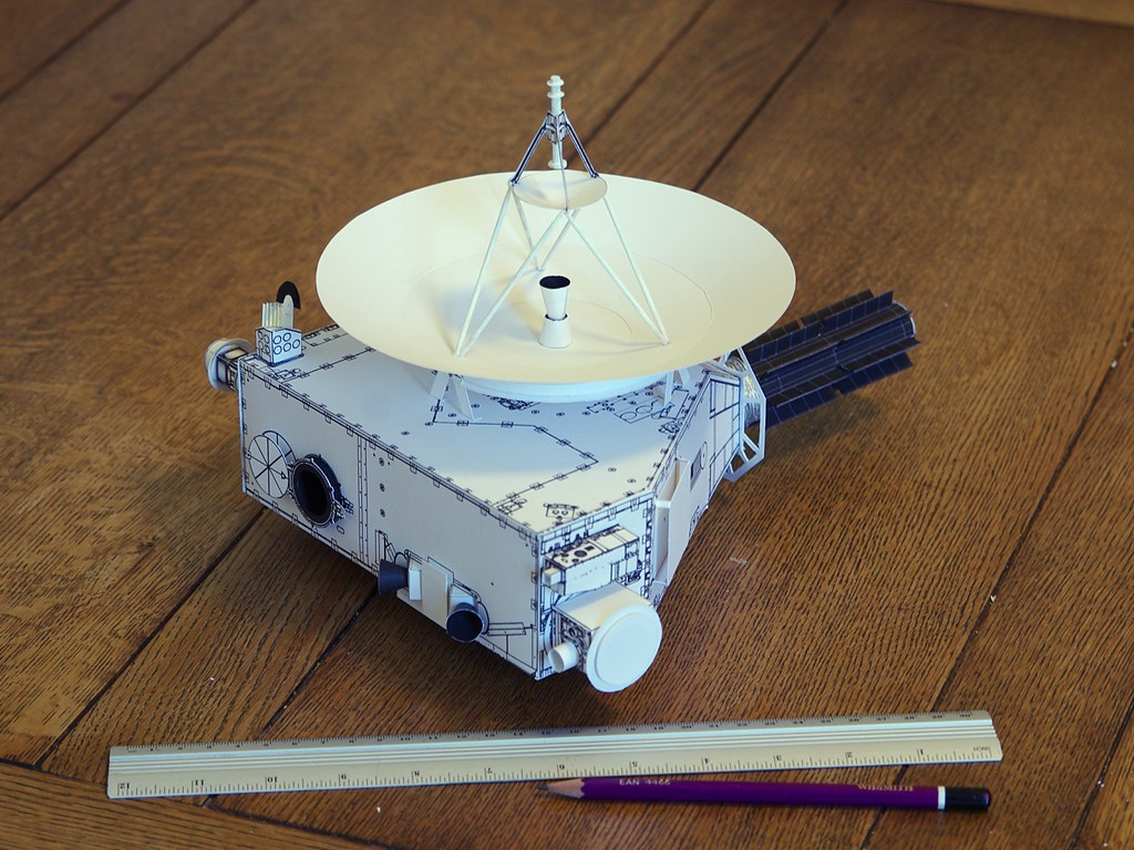 paper spacecraft models - photo #31