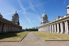 Old Royal Naval College -  Greenwich DSC06207 (Chris Belsten) Tags: architecture greenwich palace unesco worldheritagesite wren baroque neoclassical hawksmoor navalcollege royalhospital navalhistory thomasripley