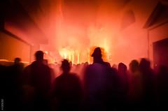 ad infernum (Cesc Gudayol) Tags: fire spain artistic fireworks catalonia celebration devil es correfoc santcugatdelvalls diables runfire