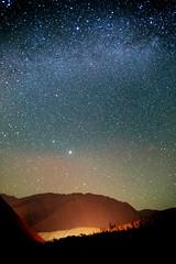 Stars (Mauricio Narea) Tags: chile longexposure blue people orange night canon stars galaxy estrellas sudamerica elqui 5dm3