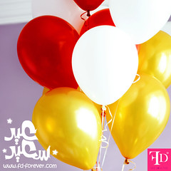 Happy Eid 2015 (FD.FOREVER) Tags: party balloons happy golden rainbow colorful balloon eid forever fd mubarak عيد الوان alfitr مبارك فرح العيد اف سعيد حفلة عيدكم مشاريع الفطر ابداع فرحة قوس قزح سعادة دي حفلات الكتروني بلونات بهجة بالونة متجر بالونات شبابية بلالين بلونة مبدعين فوريفر