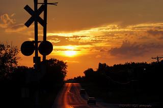 on the cross ~ roads ...