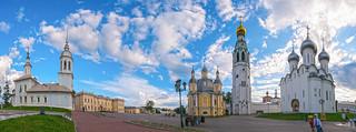 Vologda panorama/Вологда