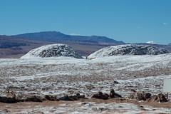 Salt Flat, Valle de la Luna