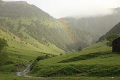 Valley near Tor, Andorra border