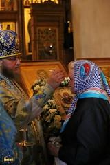 41. The solemn all-night vigil on the feast of the Svyatogorsk icon of the Mother of God / Торжественное всенощное бдение праздника Святогорской иконы Божией Матери