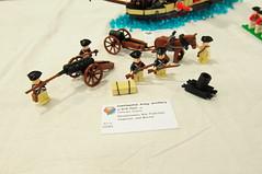 VA BrickFair 2015 Civil War (EDWW day_dae (esteemedhelga)) Tags: lego bricks civilwar minifigs moc afol minifigures edww daydae esteemedhelga vabrickfair