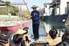 jap.0778 (Peter Hessel) Tags: 1a boatcruise boatman canal donko donkobune fukuokaken geo:lat=3316705832 geo:lon=13041459028 geotagged japan jpn kawakudari yanagawa yanagawariverboattrip