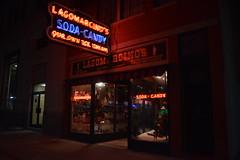 Lagomarcino's (David Sebben) Tags: lagomarcinos moline illinois landmark ice cream chocolate candy store neon classic sign