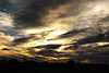 Time to head home (shooter147) Tags: nikon d200 sigma 2880 sunset end day clouds
