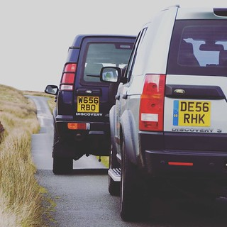 Out location hunting. By @landroverphotoalbum #landrover #discovery #discovery3 #discovery2 #lr3 #d3 #d2 #landroverphotoalbum
