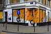 The 'd' corner. (ericbaygon) Tags: orange brussel bruxelles belgium belgique belgie d d750 nikon nikonpassion street rue corner coin blaes