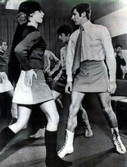 Going To A Go Go (~ Lone Wadi ~) Tags: drag dragqueen crossdressers dancers indoors candid dancefloor retro 1960s