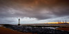 Weather at Perch Rock pano (another_scotsman) Tags: perchrock lighthouse mersey clouds weather landscape panorama